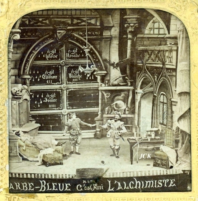 Barbe-Bleue - N I Ni - L'Alchimiste - Jacques Offenbach